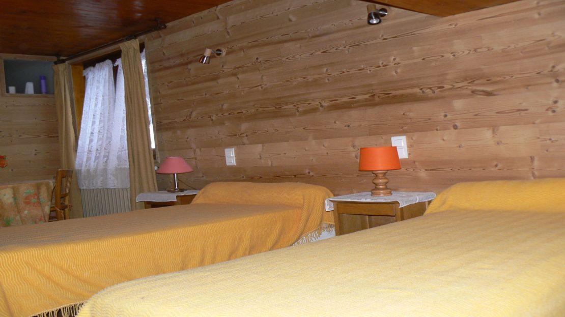 La Clusaz Locations - Chalet le Bouton d'Or - Appartement 10 personnes - Chambre n°4