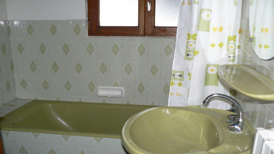 La Clusaz Locations - Chalet le Bouton d'Or - Appartement 10 personnes - Salle de bains