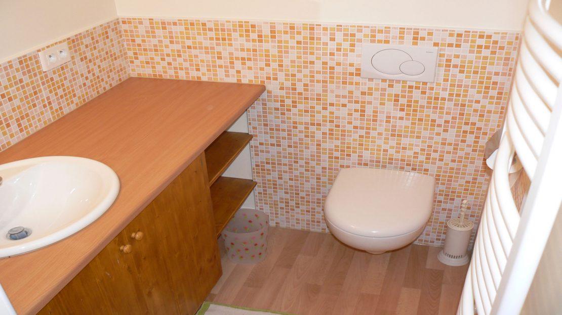 La Clusaz Locations - Chalet le Bouton d'Or - Appartement 10 personnes - Salle de douche