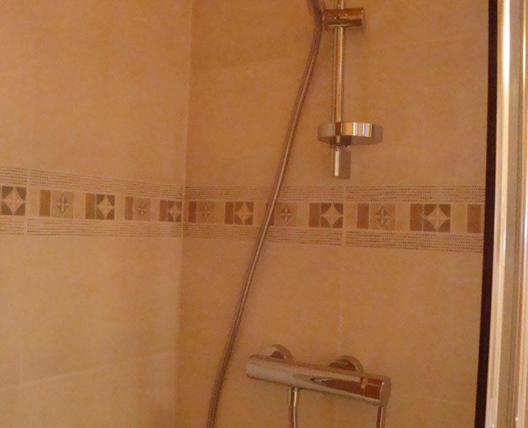 La Clusaz Locations - Chalet le Clos Fayards - Salle de douche