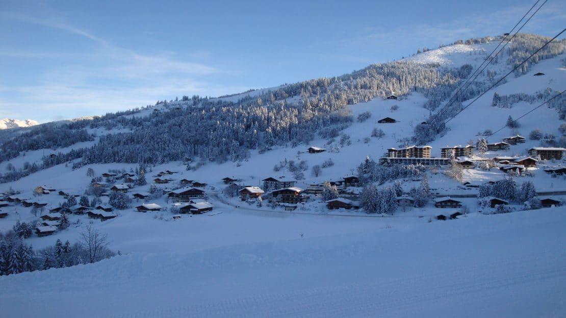 La Clusaz Locations - Chalet l'Ecaille d'Argent - Chalet Fleurs des Alpes