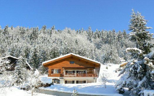 La Clusaz Locations - Chalet Fleurs des Alpes - Hiver